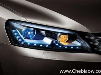 车灯使用知识普及 示廓灯