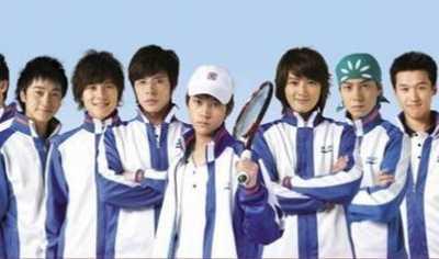网球王子2上海热拍 李易峰名人坊