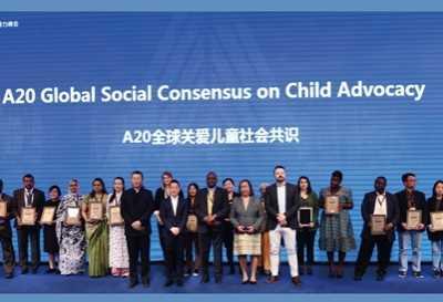搭建全球最有活力的儿童保护平台 国际保护儿童组织