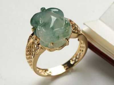 掌握貔貅戒指的佩戴知识很重要 貔貅戒指佩戴