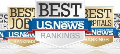 2018年USNews美国最佳本科工业/制造专业排名 工业制造专业