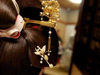 古典发簪的现代用法 簪子的用法